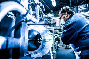 Schuren en slijpen bij Brink Industrial